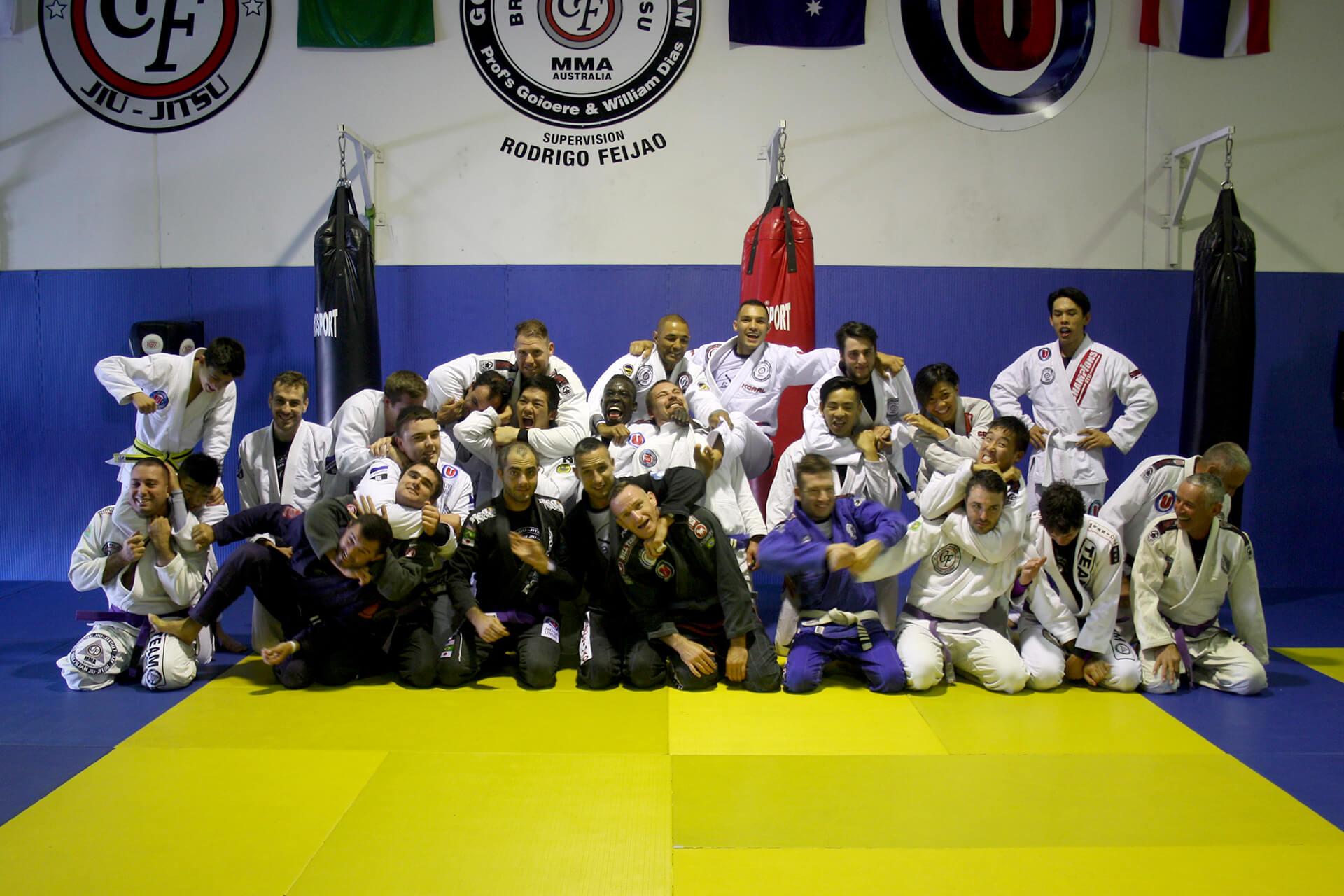 BJJ Archives - Perth Martial Arts Centre